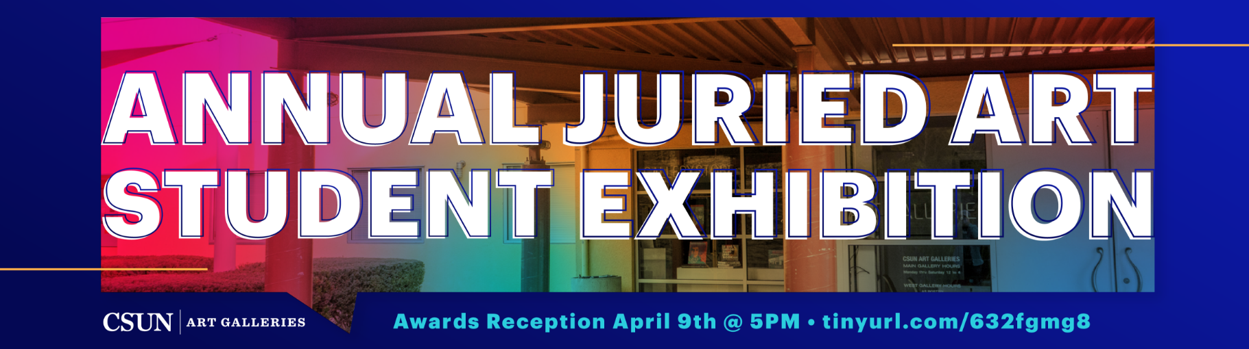 Annual Juried Art Student Exhibition